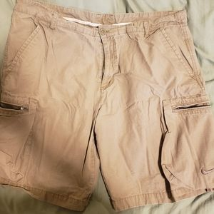 Nike Zip Pocket Cargo Shorts
